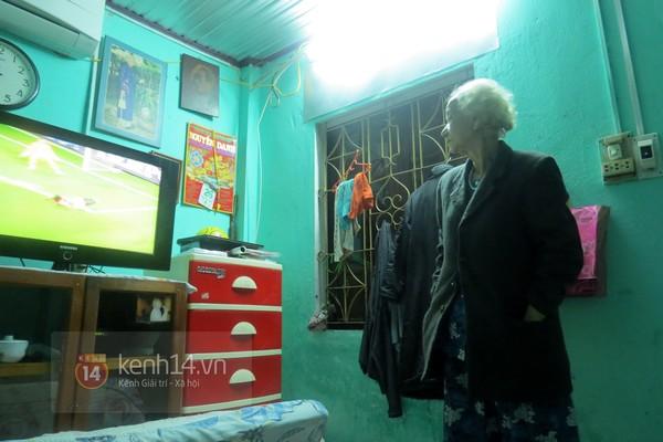 Gặp gỡ cụ bà 73 tuổi mê Beckham khiến MC Lại Văn Sâm