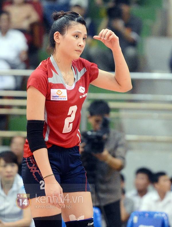 Cô gái quê gốc Lạng Sơn hiện là 1 trong những vận động viên hiếm hoi có thể chơi tốt ở cả 2 vị trí chủ công và libero, cô đang là nhân tố quan trọng trong đội hình đội tuyển bóng chuyền nữ Việt Nam tham dự Seagames 28 tại Singapore.