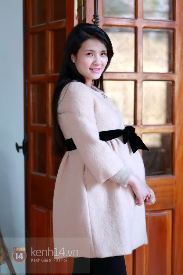 Khánh Chi cùng chồng về dự đám cưới anh trai Công Vinh 4
