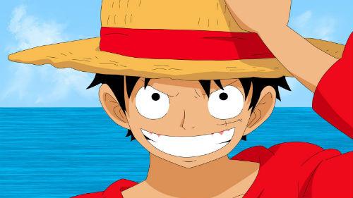 Thuyền trưởng băng Mũ Rơm - Monkey D. Luffy