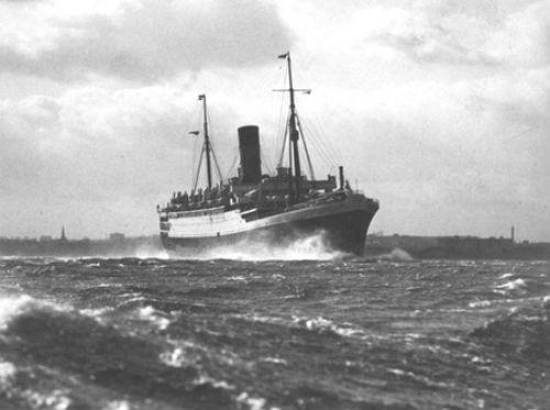 Vụ đắm tàu Lancastria được coi là tai nạn riêng lẻ đẫm máu nhất trên một con tàu Anh