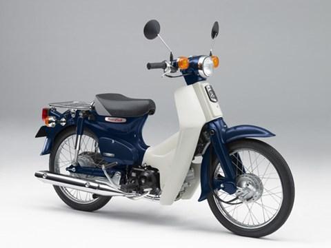 Mẫu Honda Cub
