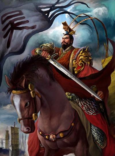 Tài năng quân sự của Tôn Quyền khiến bậc lão làng Tào Tháo phải thốt lời khen ngợi.