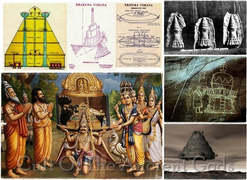 UFO đã ghé thăm Trái Đất 6000 năm trước