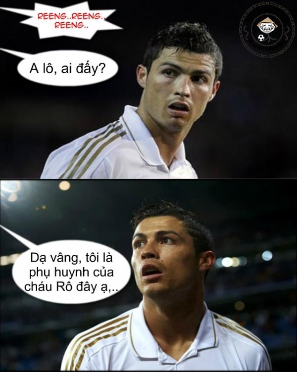 Ronaldo sợ nhất điều này