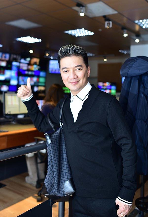 Mr Đàm cho biết, anh còn muốn phát triển về sản xuất truyền hình cũng như tham gia lĩnh vực truyền thông bên cạnh những thứ đã làm được.