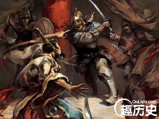 Bi kịch huynh đệ tương tàn là điều thường thấy trong hoàng thất Trung Hoa.