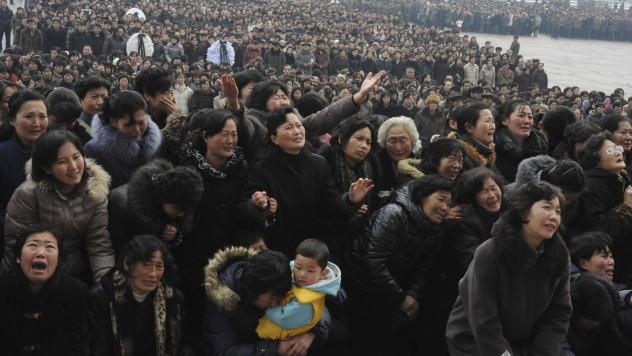Người dân Triều Tiên được phân cấp rõ rệt.