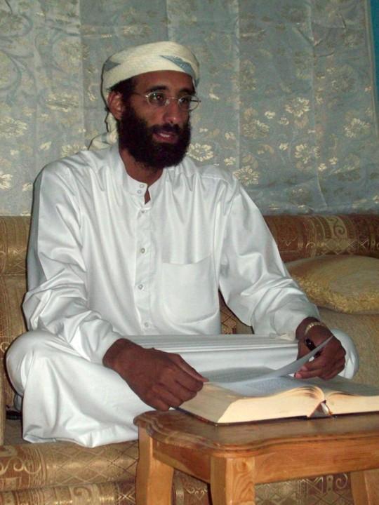Anwar al-Awlaki, một nhân vật cấp cao của AQAP bị giết chết năm 2011. Ảnh: AP