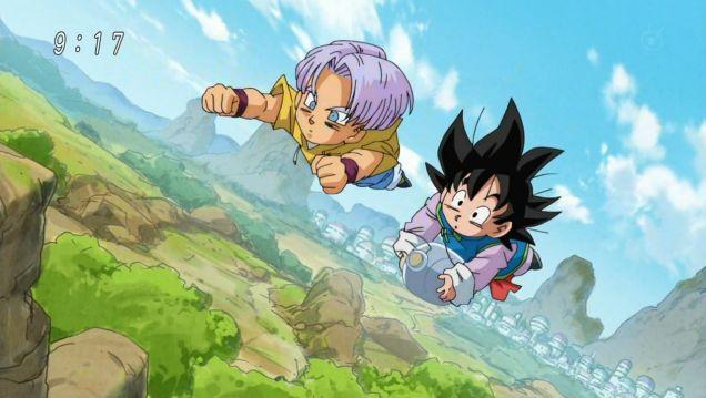 5 cảnh tuyệt vời nhất trong anime Dragon Ball Super mới
