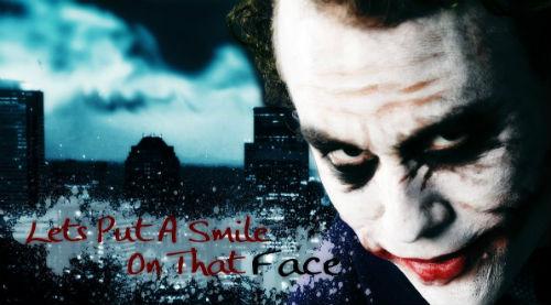 Nhiều người cho rằng câu chuyện về người cha nát rượu chỉ là một trò đùa của Joker