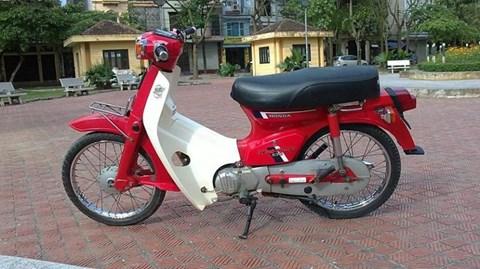 Honda DD 70cc