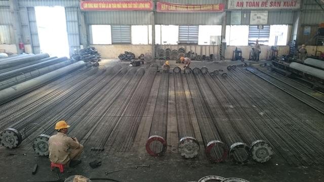 Inside Factory: Bên trong nhà máy sản xuất cọc bê tông lớn nhất miền Bắc (5)