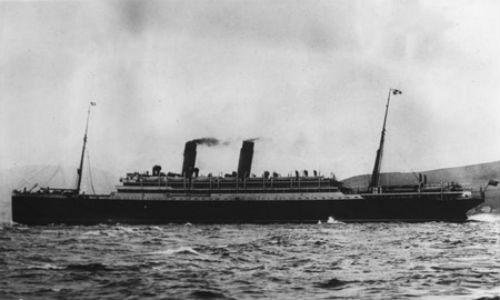 Vụ chìm tàu Empress of Ireland khiến 1.012 người thiệt mạng