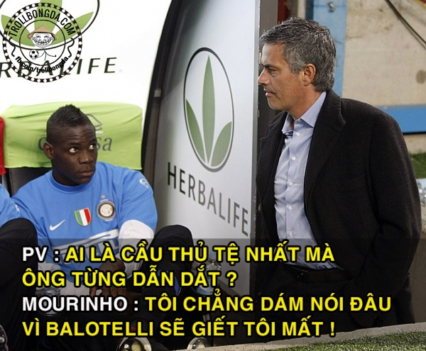 Bí mật của Mourinho