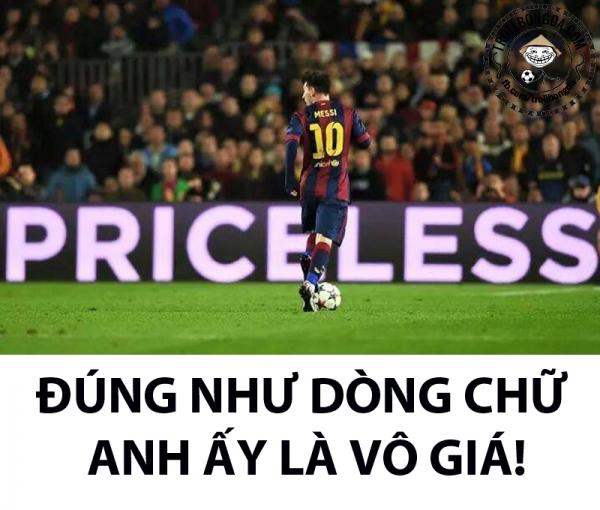 Messi thực sự quá xuất sắc.