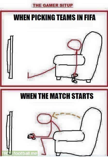 Bạn có chơi FIFA như thế không?