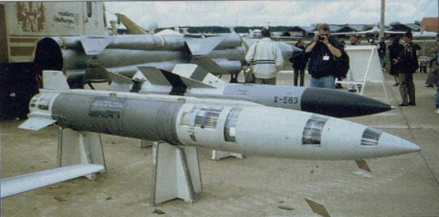 Việc phát triển Kh-15 bắt đầu vào đầu thập niên 1970.