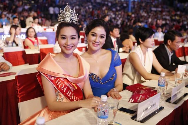 Xét tới thời điểm hiện tại, Nguyễn Thị Huyền luôn là một trong những Hoa hậu được lòng công chúng nhất.