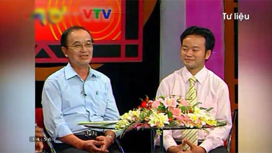 NSUT Thanh Hùng, Kim Tiến, VTV, huyền thoại, MC