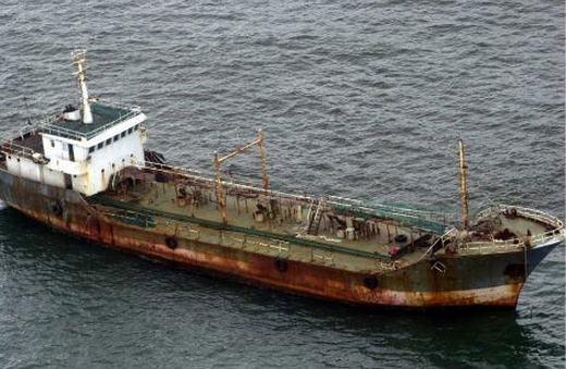 Cũng năm 2006 tại Úc, người ta đã phát hiện thấy một chiếc tàu lớn mang tên Jian Seng trôi dạt vào vùng biển gần Queenland. Cũng như những con tàu trên, trên đó không một bóng người nhưng có rất nhiều gạo và tình trạng tàu vẫn còn khá mới. Cuối cùng, nó bị tiêu hủy do không ai đến nhận mình là chủ sở hữu. (Ảnh: Internet)
