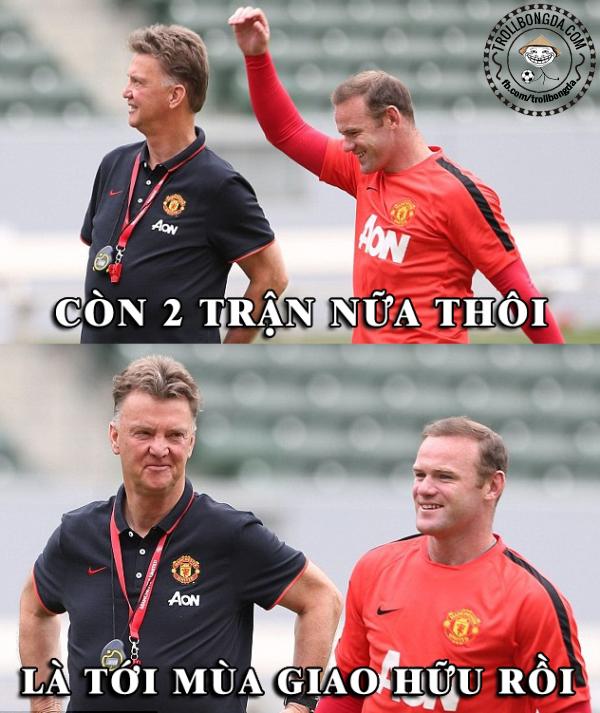 Man United lại sắp nhuộm đỏ cái gì đó?
