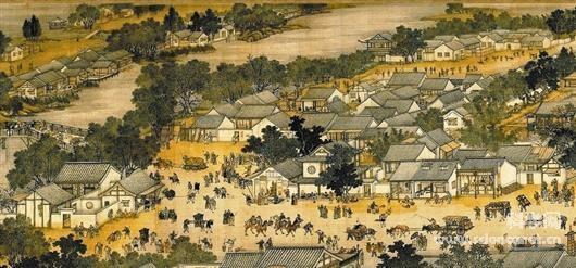 Vấn đề đất đai và con người là yếu tố quan trọng quyết định sự hưng thịnh, bền vững của các triều đại phong kiến Trung Quốc.