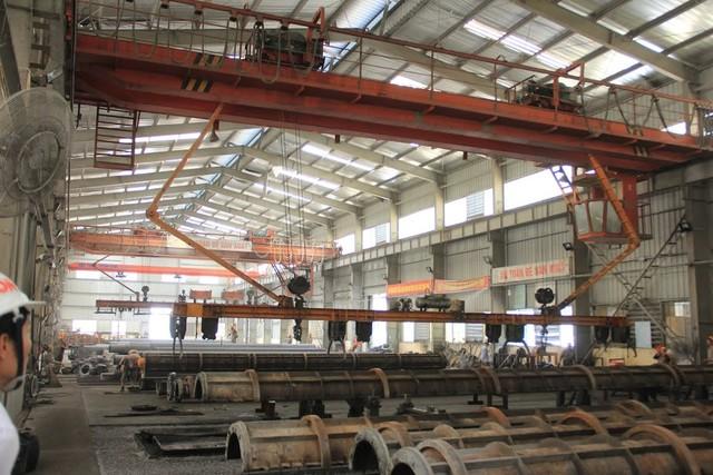 Inside Factory: Bên trong nhà máy sản xuất cọc bê tông lớn nhất miền Bắc (7)