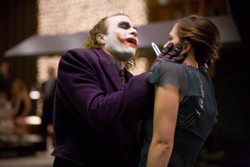 Joker có thể nhìn thấu nỗi sợ hãi trong tim kẻ khác
