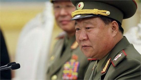 Ông Choe Ryong-hae.