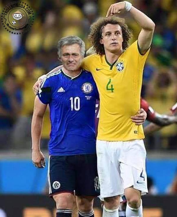 Đừng buồn nhé Mourinho