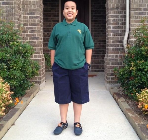 Hiện tại, Nhật Nam đang học tại trường Saint Paul, bang Texas (Mỹ)