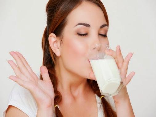 Cẩn trọng khi uống sữa đậu nành