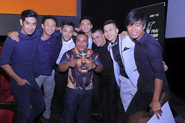 Năm 2015, Vũ Xuân Tiến trở lại với vai trò là thí sinh trong chương trình truyền hình thực tế Phái mạnh Việt 2015 và lọt vào Top 10.