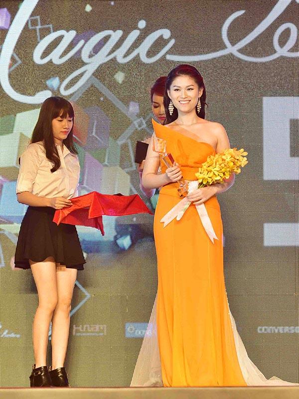 Trong suốt cuộc bình chọn, Ngọc Thanh Tâm luôn bỏ xa các đối thủ nặng kí và dẫn tuần trong nhiều tuần. Đây cũng là giải thưởng đầu tiên nữ diễn viên sinh năm 1993 nhận được khi vừa chạm ngõ điện ảnh.
