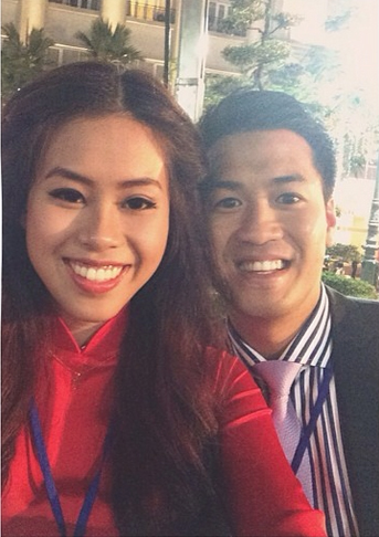 Ngoài đời, Thảo Tiên là một cô gái khá dễ thương, nhí nhảnh. Cô có mối quan hệ rất thân thiết với các anh em trong gia đình mình.