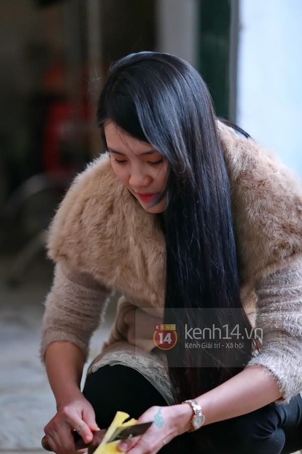 Khánh Chi cùng chồng về dự đám cưới anh trai Công Vinh 8