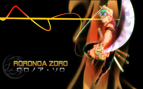 Cánh tay phải của Luffy - Kiếm sĩ Roronoa Zoro