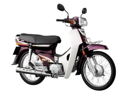 Honda Super Dream 100 năm 2010