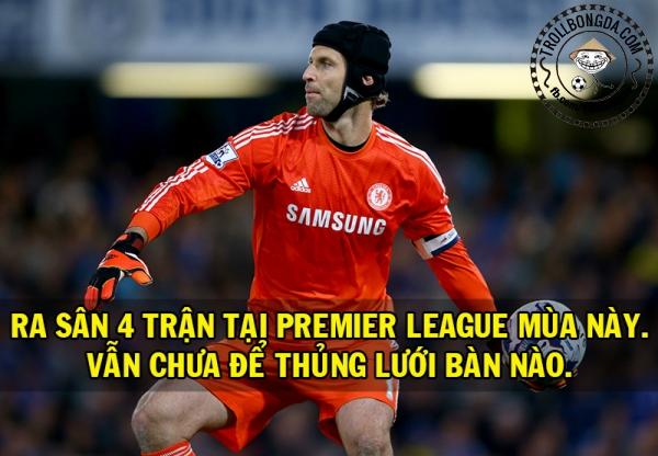 Cech đang có phong độ cực tốt