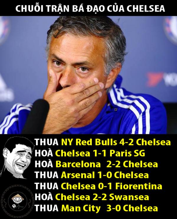 Chuỗi trận tệ hại của Chelsea vẫn chưa chấm dứt.