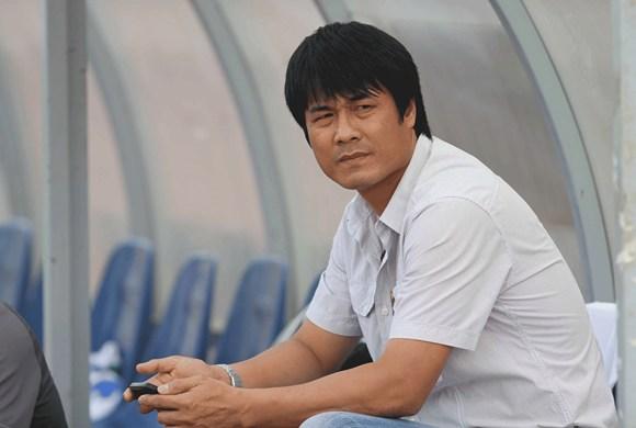 Cựu HLV SLNA - Hữu Thắng