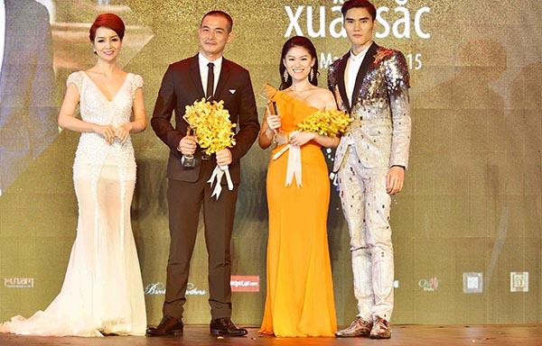 Ngọc Thanh Tâm vừa là đại diện trẻ nhất của Việt Nam tham gia vào Tuần lễ phim ở Ý.