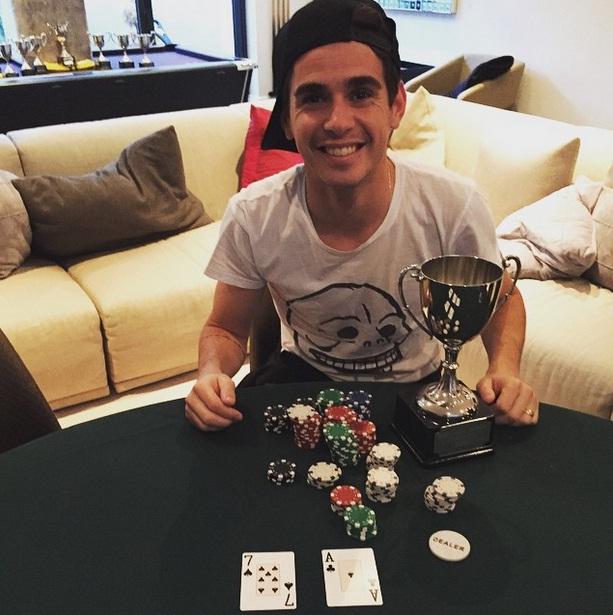 Oscar giải trí bằng việc đánh bạc
