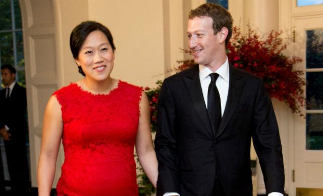 Vợ chồng Zuckerberg chuẩn bị đón cô con gái đầu lòng.