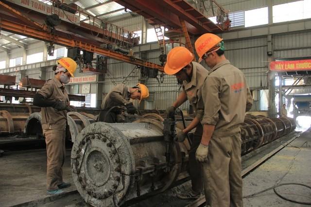 Inside Factory: Bên trong nhà máy sản xuất cọc bê tông lớn nhất miền Bắc (9)