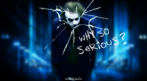 Không ai có thể nghĩ ẩn sau lớp mặt nạ của Joker là kẻ được mệnh danh Hoàng tử tội phạm
