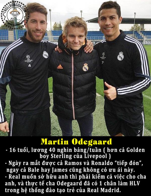 Sướng nhất Messi Na Uy