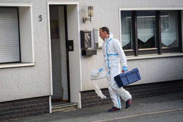 Bảy xác trẻ sơ sinh được tìm thấy trong một ngôi nhà ở Wallenfels.