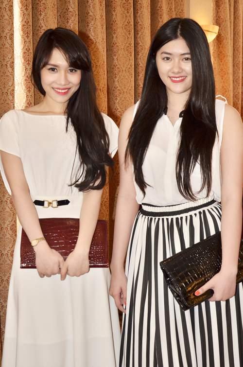 Vài năm trước, Huỳnh Tiên là một trong những người mẫu tuổi teen khá sáng giá của công ty Vũ Khắc Tiệp. Cô sở hữu chiều cao 1m8. Tuy nhiên, hiện nay cô đã sang công ty khác.